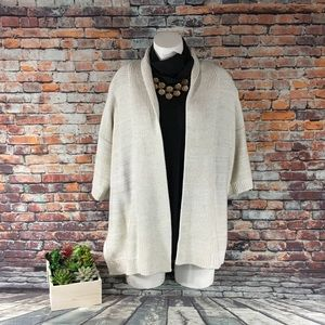 Tommy Hilfiger Cable knit Cardigan Sweater  M-L